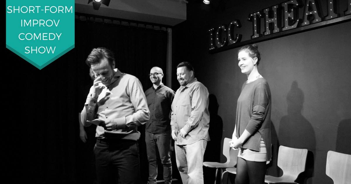 Thursday 5/10 – Whose show is it anyway? | Improv Comedy Copenhagen