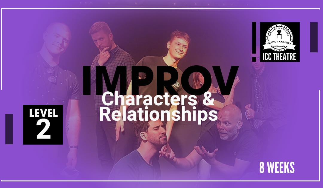 Characters and Relationships course – Level 2