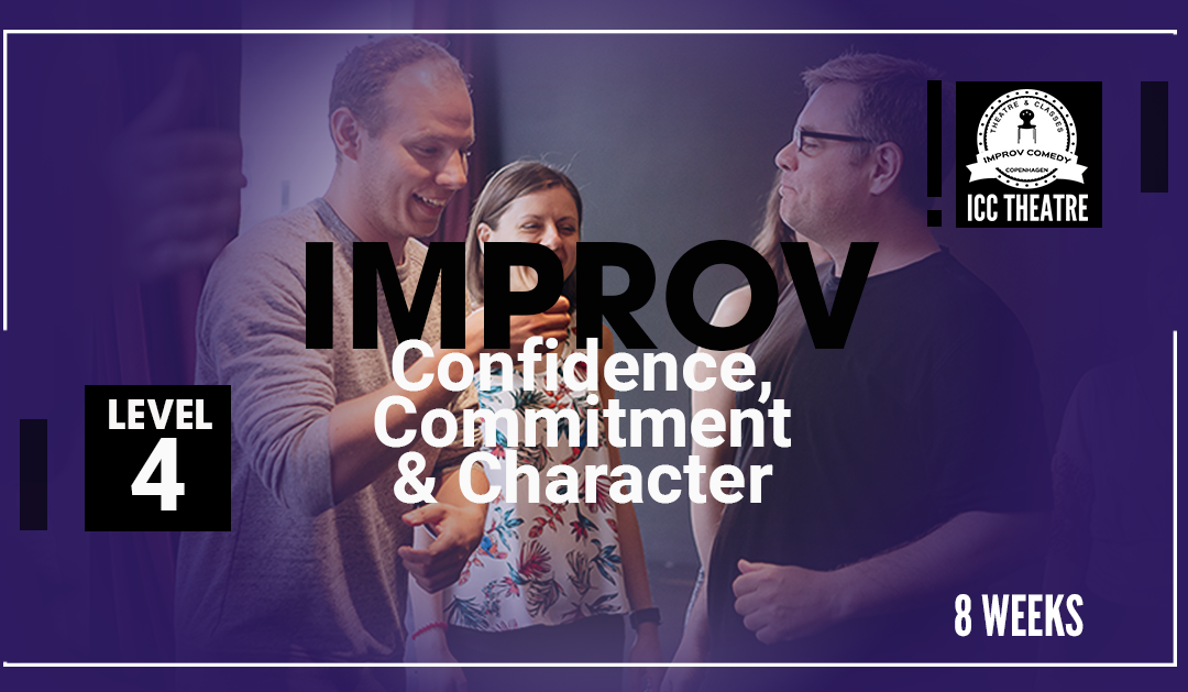 Confidence, Commitment and Character – Level 4